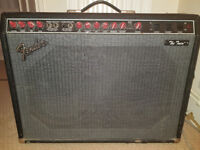 FENDER THE RED KNOB TWIN GUITAR AMPLIFIER £400 ONO COLLECTION ONLY