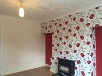 2/3 bedroom house newly, DSS welcome, no deposit, to let / rent, peterlee, Durham,Sunderland