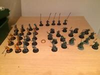 Lord Of The Rings Models (Warhammer Lot)