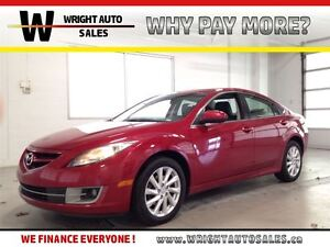 2013 Mazda MAZDA6 GS| LEATHER| SUNROOF| BLUETOOTH| 82,407KMS