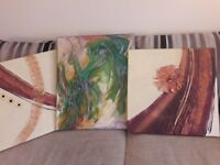 3 x Nice Original Canvas