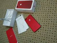 Apple iPhone 7 Plus - 128GB - RED (Unlocked) excellent condition -REAR MODEL