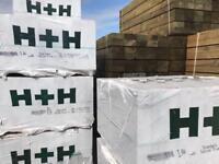 👷🏽 H + H Standard Celcon Plus Concrete Block 3.6N ~ New