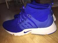 Men's blue Nike air presto ultra trainers 11