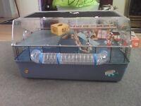 Large gerbil/hamster cage