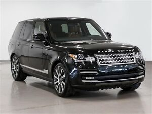2014 Land Rover Range Rover V8 Autobiography (2) CERTIFIED 6/160