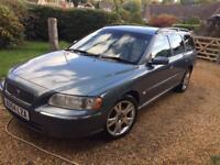 Volvo v70 2.4 se petrol automatic estate car full leather