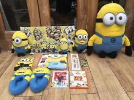 Despicable me items