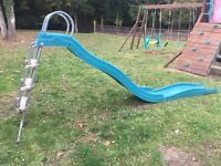 TP wavy Slide with extension
