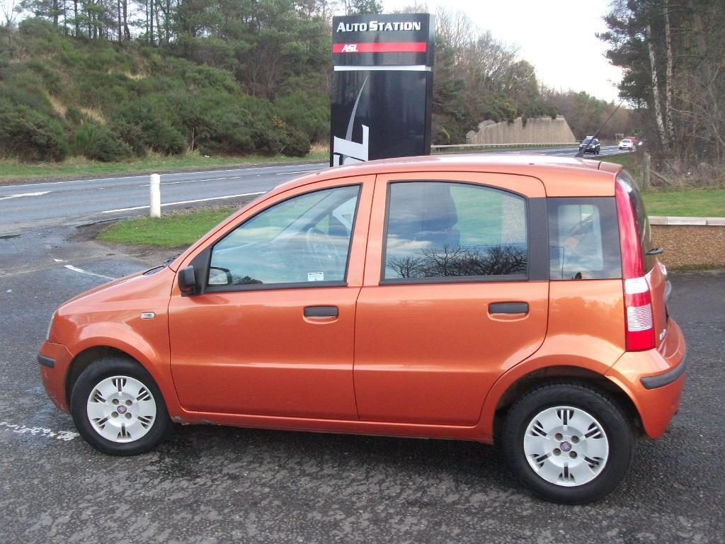 fiat panda 1 2 dynamic orange 2008 in elgin moray gumtree. Black Bedroom Furniture Sets. Home Design Ideas