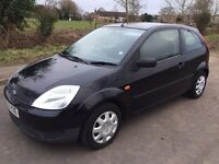 Ford Fiesta 1.4 LX Black