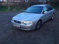 03/03 VOLVO D5 SE 2.4 TD AUTOMATIC 4 DR SALOON