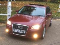 Audi A3 2.0 Petrol Automatic 2004