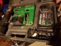 Hitachi 24 volt hammer drill