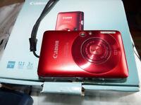 Canon Ixus Digital Camera
