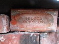 Nelson reclaimed bricks