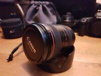 Canon Ultrasonic 24 - 105mm Macro 0.45m/1.5ft with