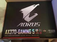 NEW Aorus AX370 Gaming 5 Motherboard
