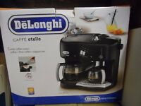 De'Longhi BCO 85 Combi Coffee Maker