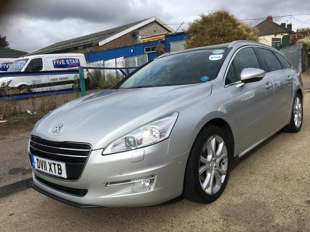 2012 PEUGEOT 508 HDI 2.0 DIESEL AUTO,PCO LICENCE/TAXI, SUPERB A1/toyota avensis/vw passat/automatic