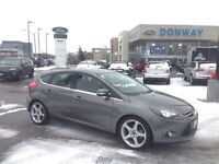 2014 Ford Focus Titanium LOW KMS! LOADED FEATURE City of Toronto Toronto (GTA) Preview