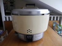 Rinnai Gas Rice Cooker LPG