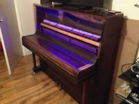 Custom Upright Piano PLEASE READ ADD