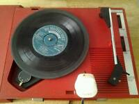 Retro fidelity hf42 record player faulty nice