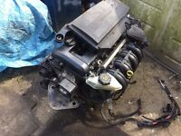 ford fiesta st 150 engine,2.0 duratec,£350,no offers