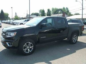 2016 CHEVROLET Colorado 4WD Crew Cab Z71