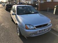 Ford Fiesta 1.2 ghia 38000 miles cheap quick sale