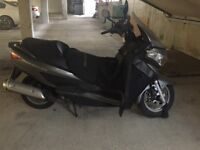 Suzuki Burgman uh 200 2009 for sale - 1 owner- low mileage- very good condition