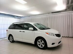 2016 Toyota Sienna AT LAST, THE PERFECT VEHICLE FOR YOU!! 7PASS