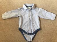 John Lewis 6-9 months boy shirt