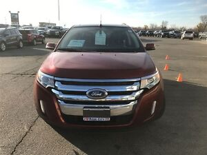 2014 Ford Edge Limited, Leather, Navigation, Moonroof !! Windsor Region Ontario image 4