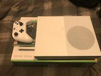 Xbox One S 500gb 1 Week Old!!