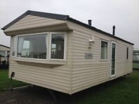 static caravan for sale on nice quiet family run park close to beach