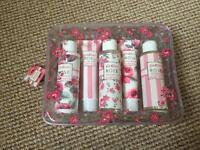 Cath Kidston gift set. Brand new