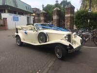 Vintage classic modern wedding cars Suffolk Ipswich