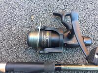 Basic Carp rod and reel