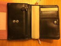 Radley Black leather purse