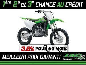 2018 Kawasaki KX100 Défiez nos prix