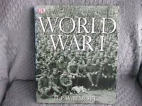 FIRST WORLD WAR BOOK.