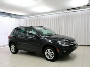 2015 Volkswagen Tiguan HURRY!! DON'T MISS OUT!! 2.0 L TSI 4MOTIO