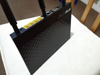 ASUS RT-N66U Gigabit Router Dual Band 2.4 & 5GHz Wireless