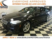 2013 BMW 550 xDrive AWD/Navi/Surround Cam/M Sport