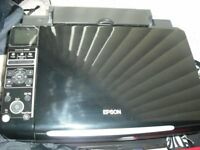 EPSON PRINTER COPIER SCANNER WITH INKS NEEDS ATTENTION