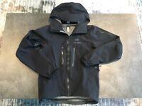 Arcteryx Alpha SV gore-tex pro jacket size XS black colour