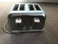 Duck egg 4 slicer toaster