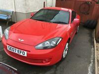 Hyundai coupe siii 2007 spare or repair